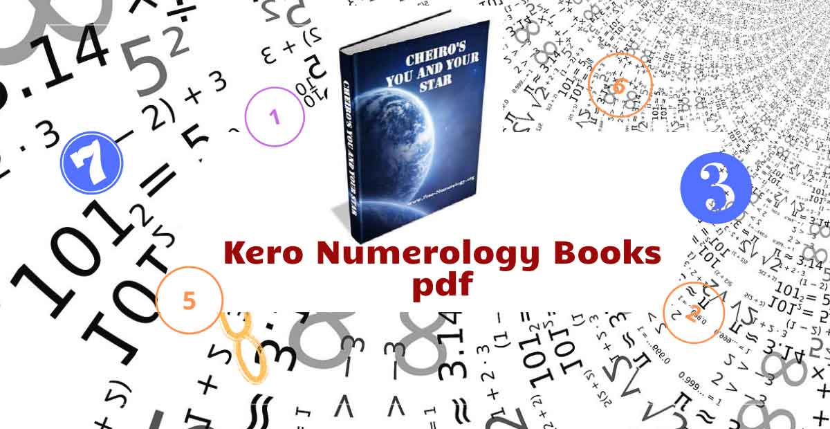 kero numerology books pdf