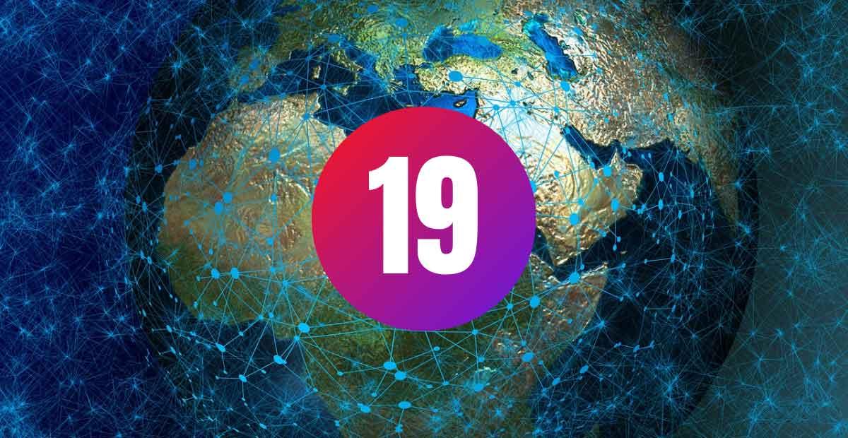numerology 19